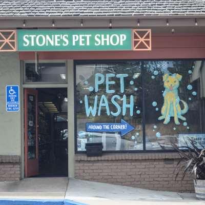 Stone's Pet Shop