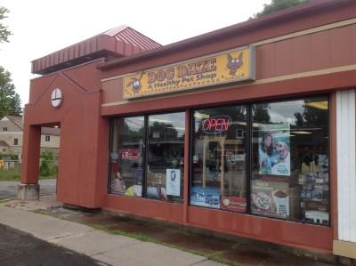 Dog Daze Pet Shop