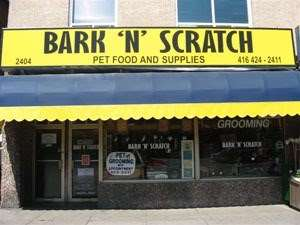 Bark N Scratch