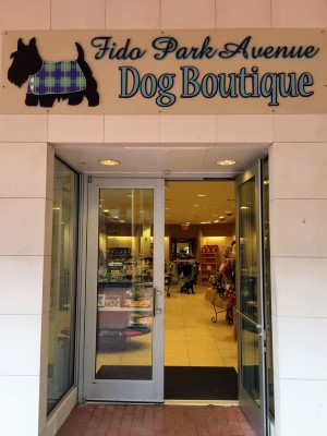Fido Park Avenue Dog Boutique