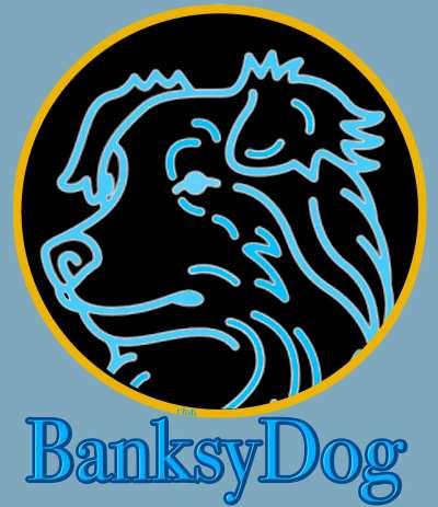 Banksy Dog