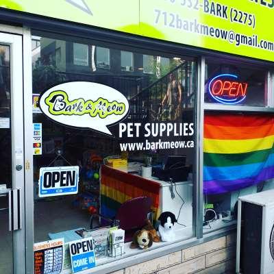 Bark & Meow Pet Supplies