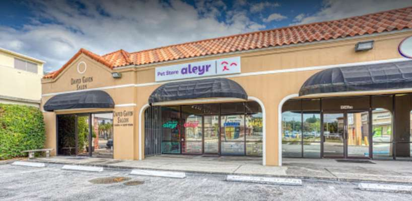 Aleyr Pet Store
