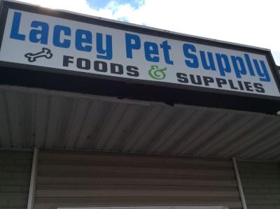 Lacey Pet Shop