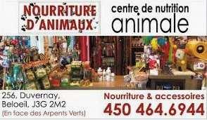 Centre De Nutrition Animale