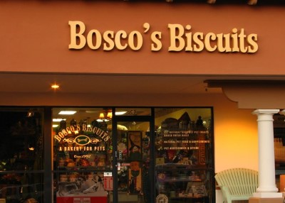 Bosco's Biscuits
