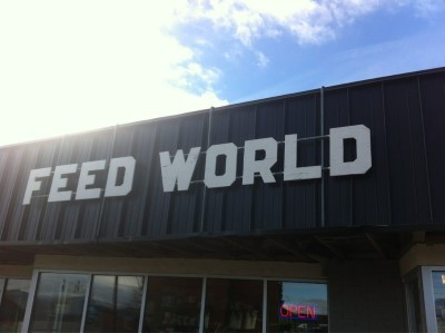 Feed World