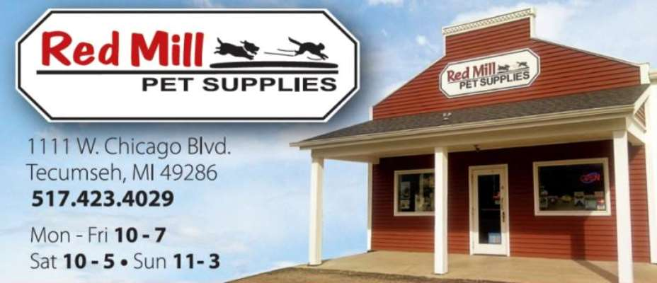 Red Mill Pet Supplies