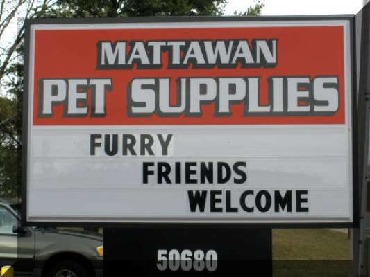 Mattawan Pet Supplies