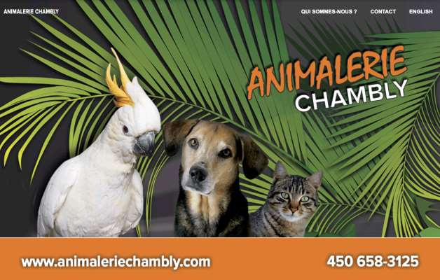 Animalerie Chambly