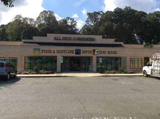 All Pets Considered Greensboro Nc Pet Supplies