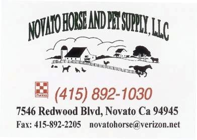 Novato Horse and Pet Supply