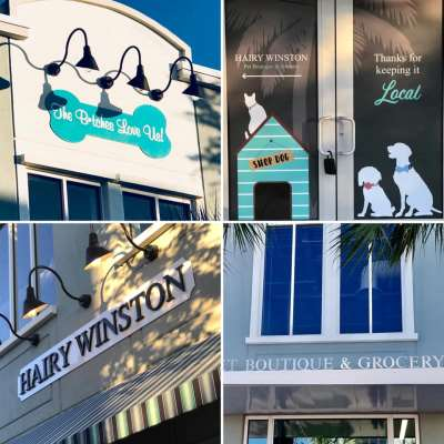 Hairy Winston Pet Boutique & Grocery