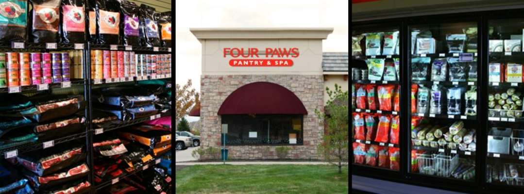 Four Paws Pantry and Spa