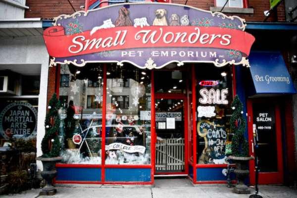 Small Wonders Pets