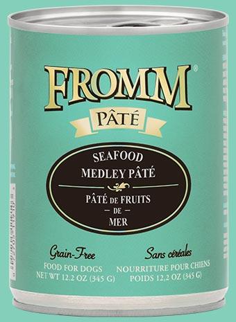 Seafood Medley Pâté