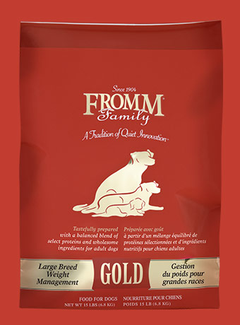 Large Breed Weight Management Gold