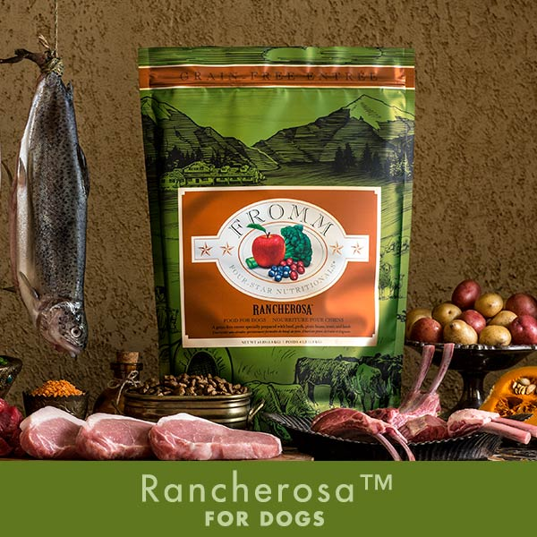 Rancherosa Food For Dogs