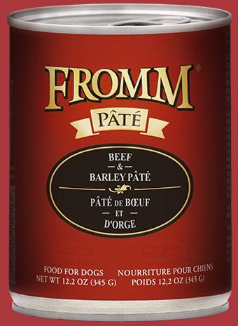 Beef & Barley Pâté