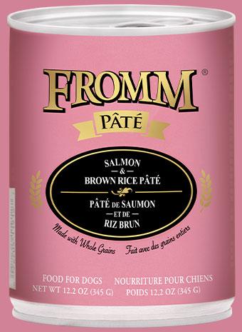Salmon & Brown Rice Pâté