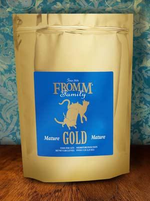 Mature Gold