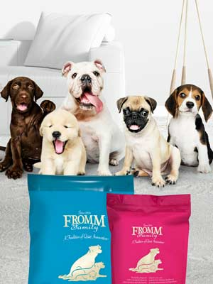 The Best Puppy Food, 5 Generations in the Making