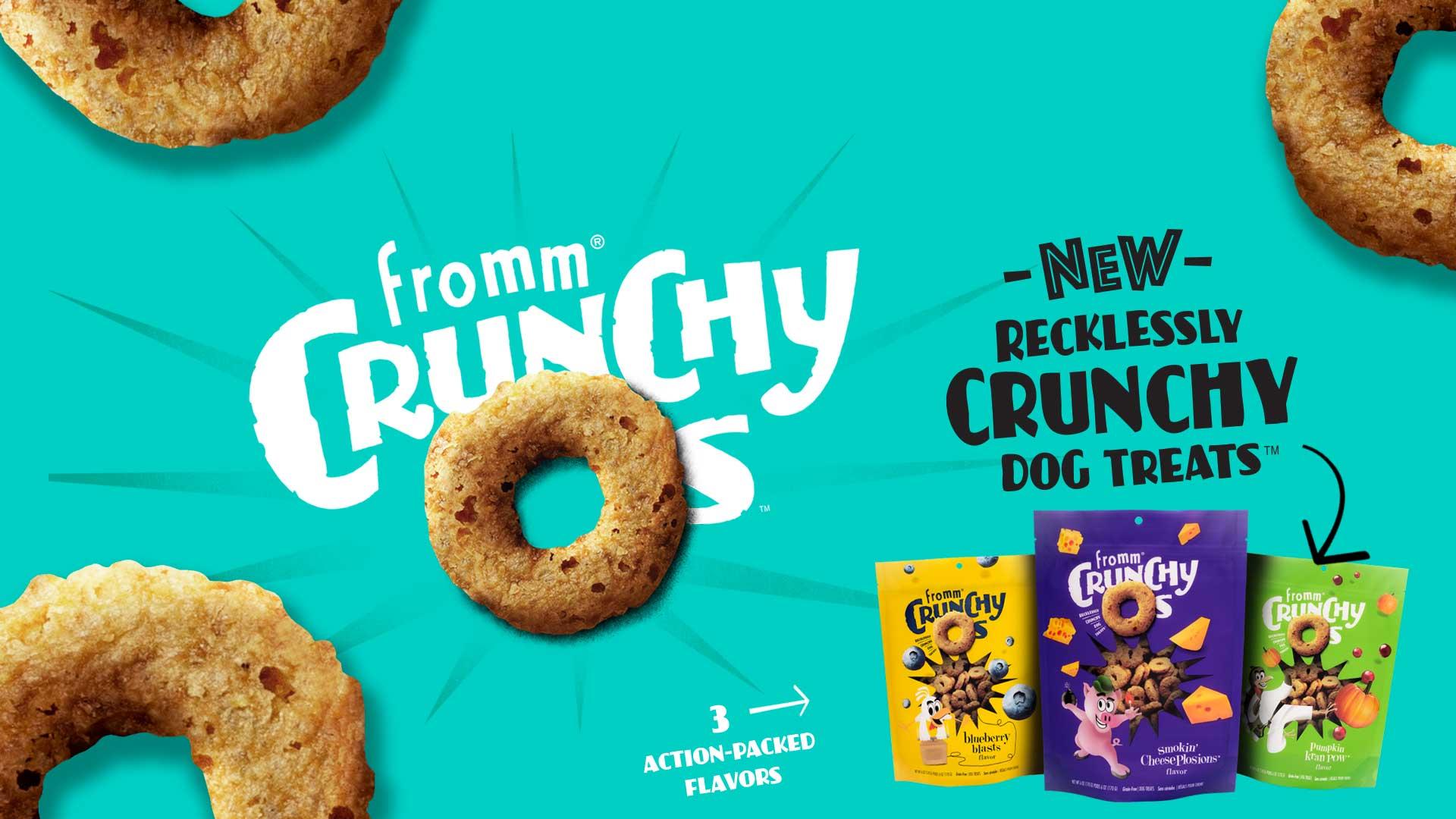 Crunchy O's