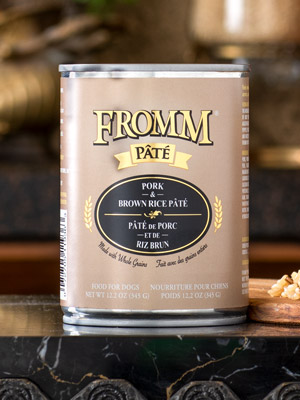 Pork & Brown Rice Pâté