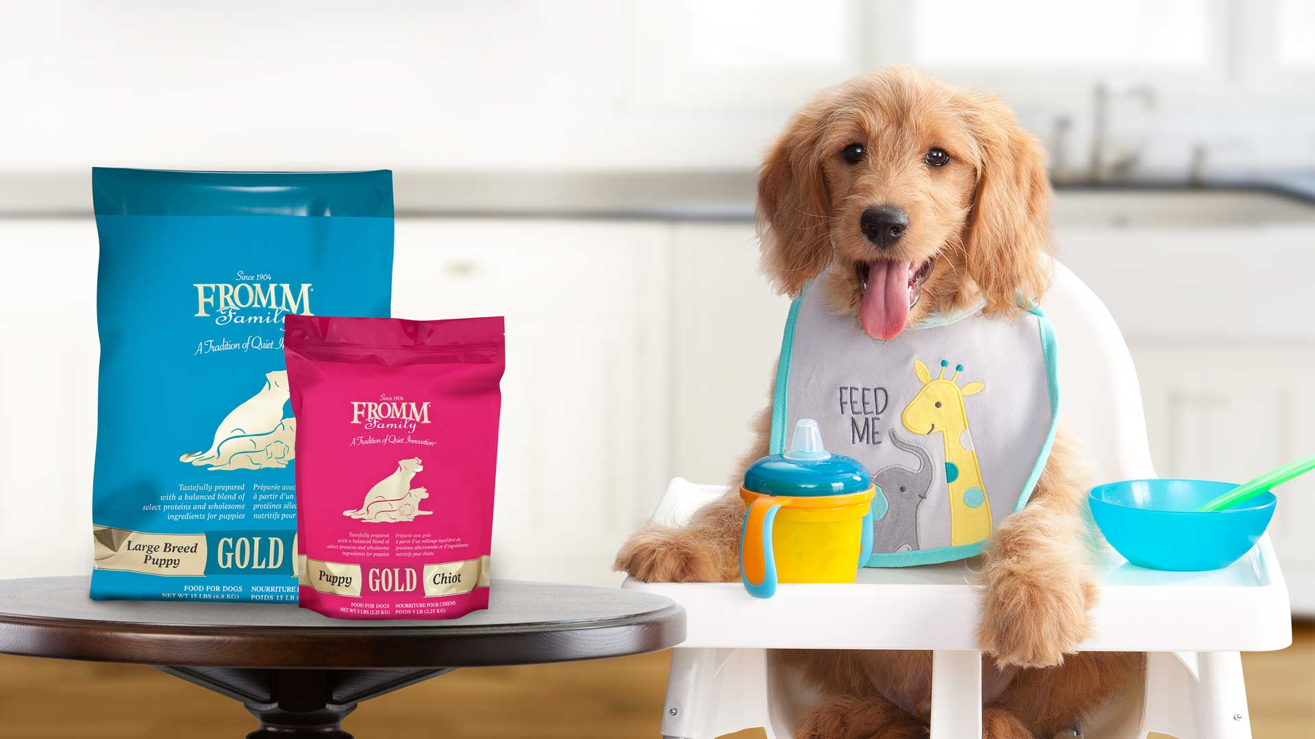 Fromm Family Pet Food A 5th Generation Family Owned Operated Pet Food Company