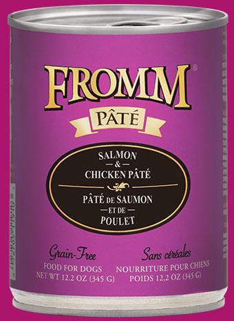 Salmon & Chicken Pâté