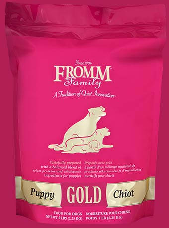 Fromm gold life stage and lifestyle dry recipes fromm family foods forumfinder Gallery
