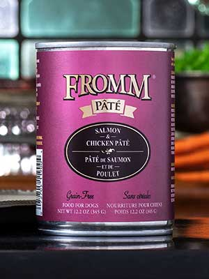 Salmon & Chicken Pâté
