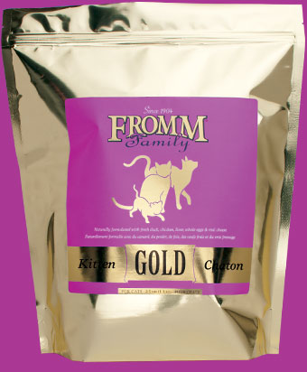 Gold Recipes For Cats Fromm Family Foods