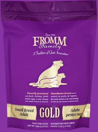 Fromm Gold Life Stage And Lifestyle Dry Recipes Fromm