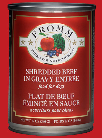 Shredded Beef in Gravy Entrée
