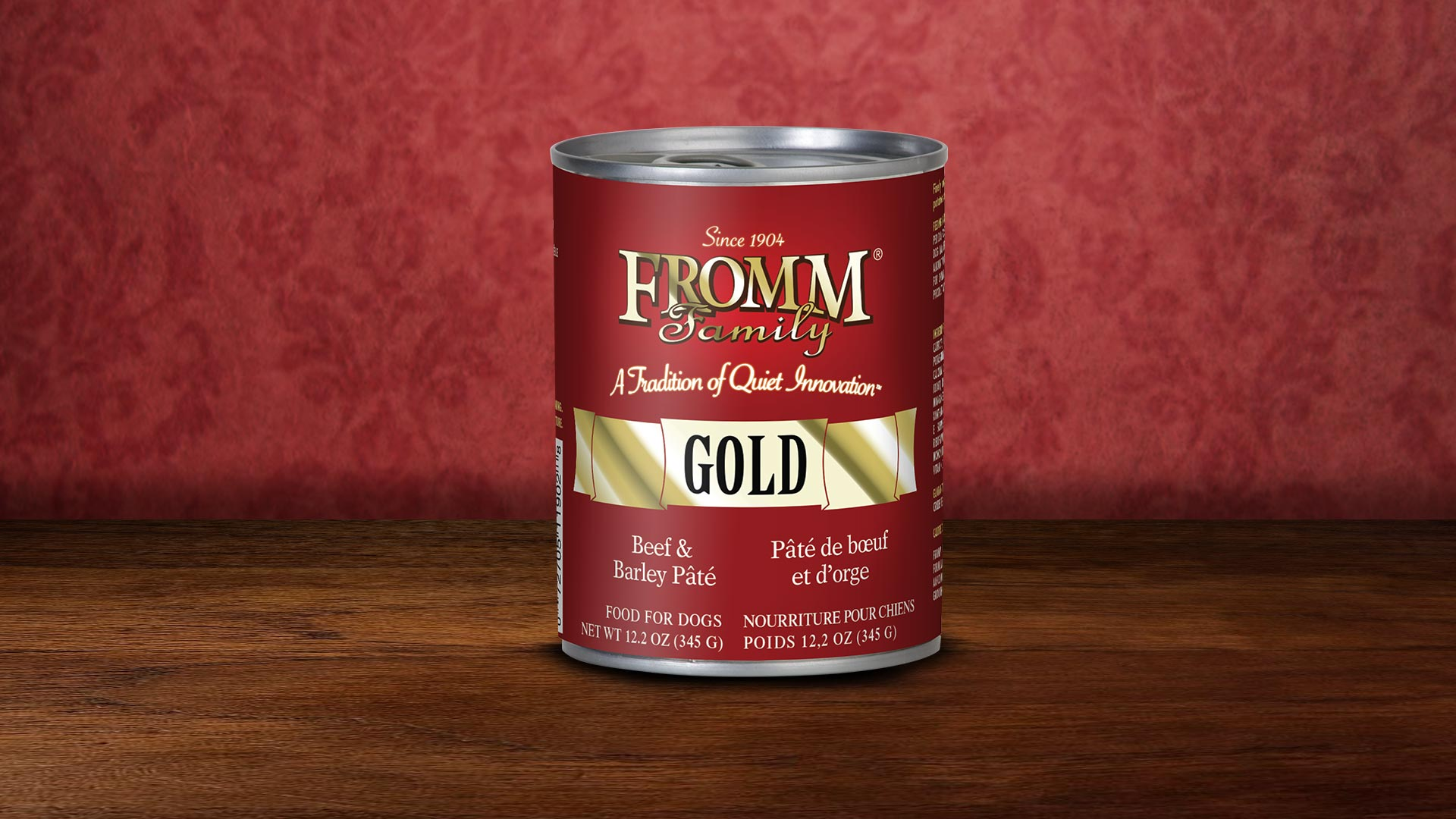 Fromm P 226 T 233 Dog Cans Wet Food Fromm Family Foods