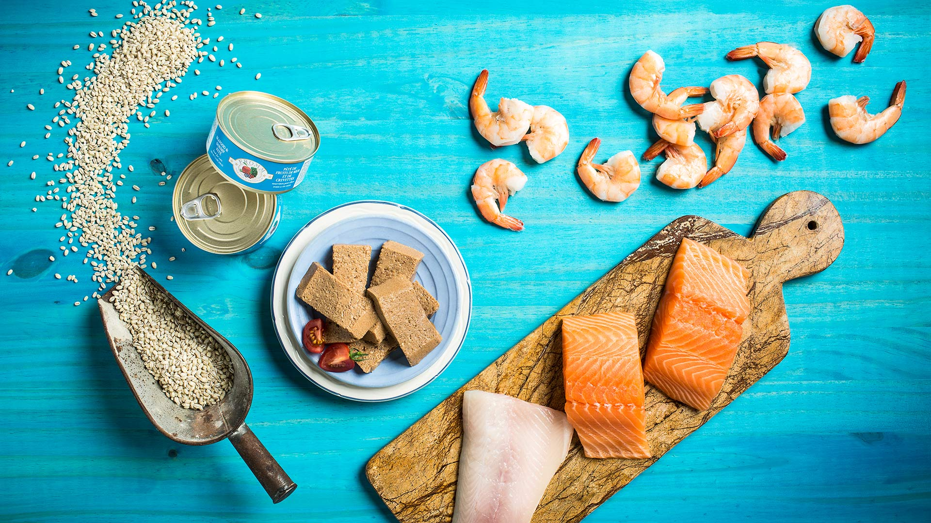 Seafood and Shrimp Pate