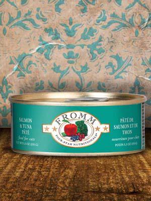 Salmon & Tuna Pâté